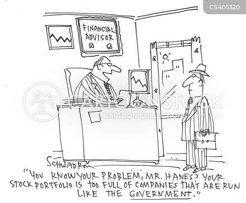 management problems cartoon