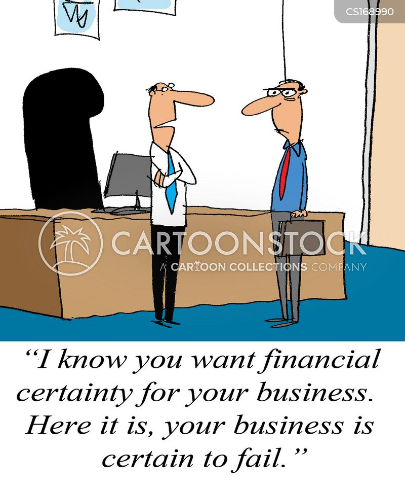 economic adviser cartoon