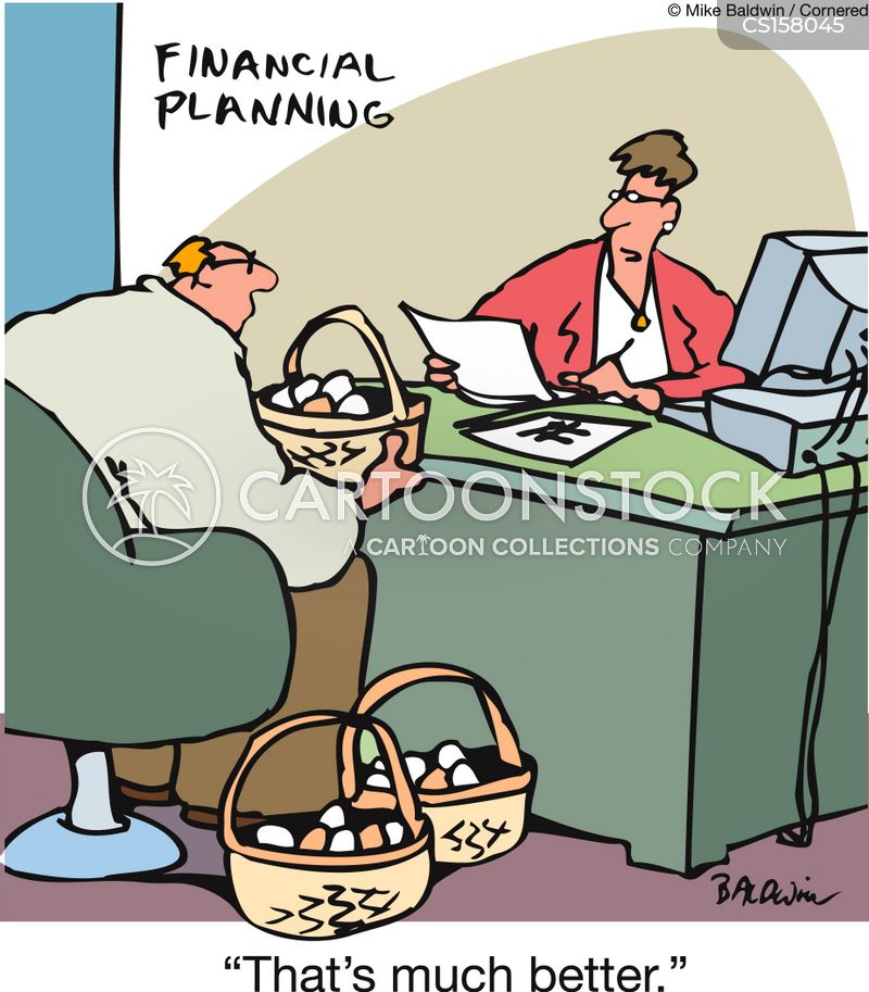 nest-egg cartoon