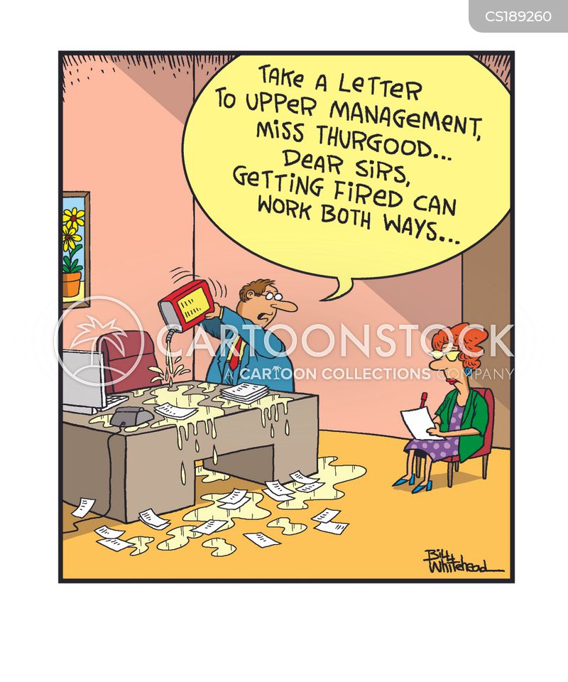 Resignation Letter Cartoons And Comics - Funny Pictures From