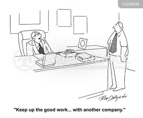 keep up the good work cartoon