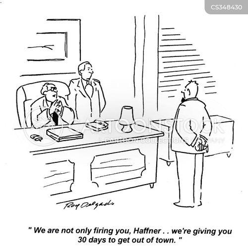 banish cartoon