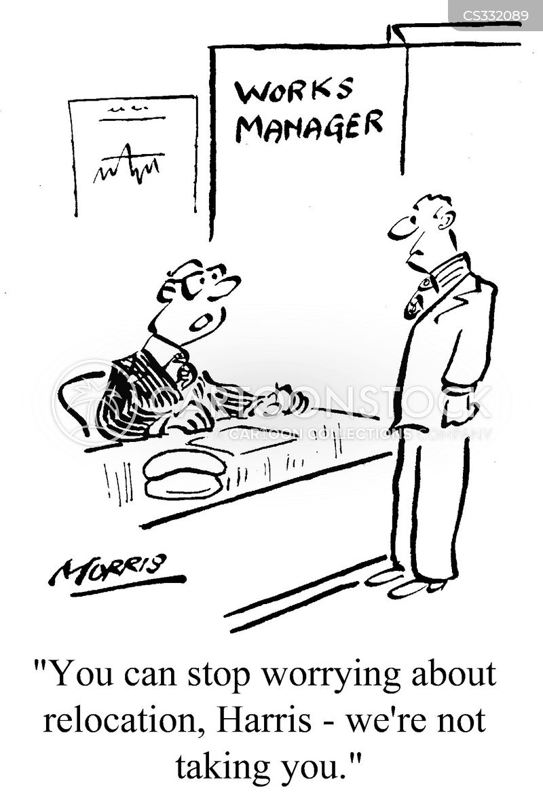 relocations cartoon