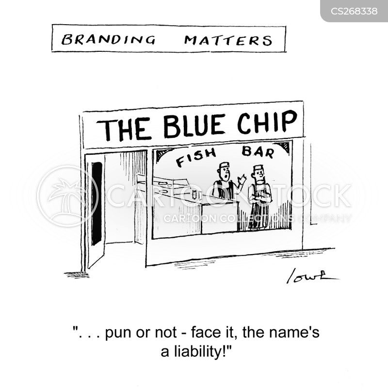 business names cartoon
