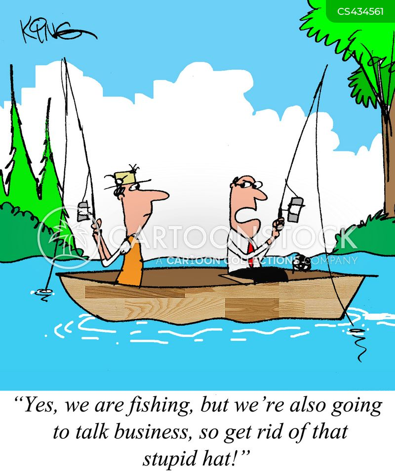 Funny Fishing Trip Stories