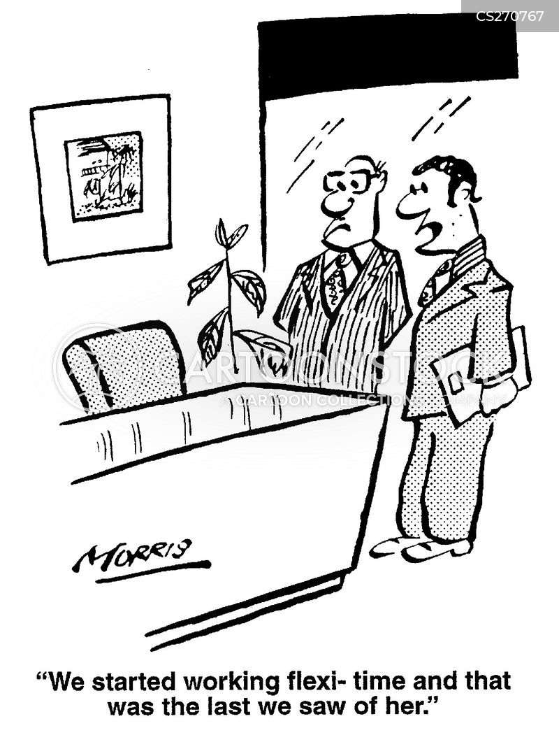 uncommitted cartoon