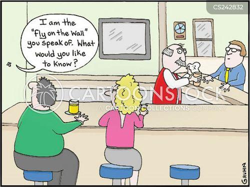 insider information cartoon