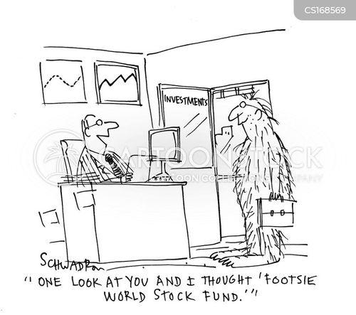 fund cartoon
