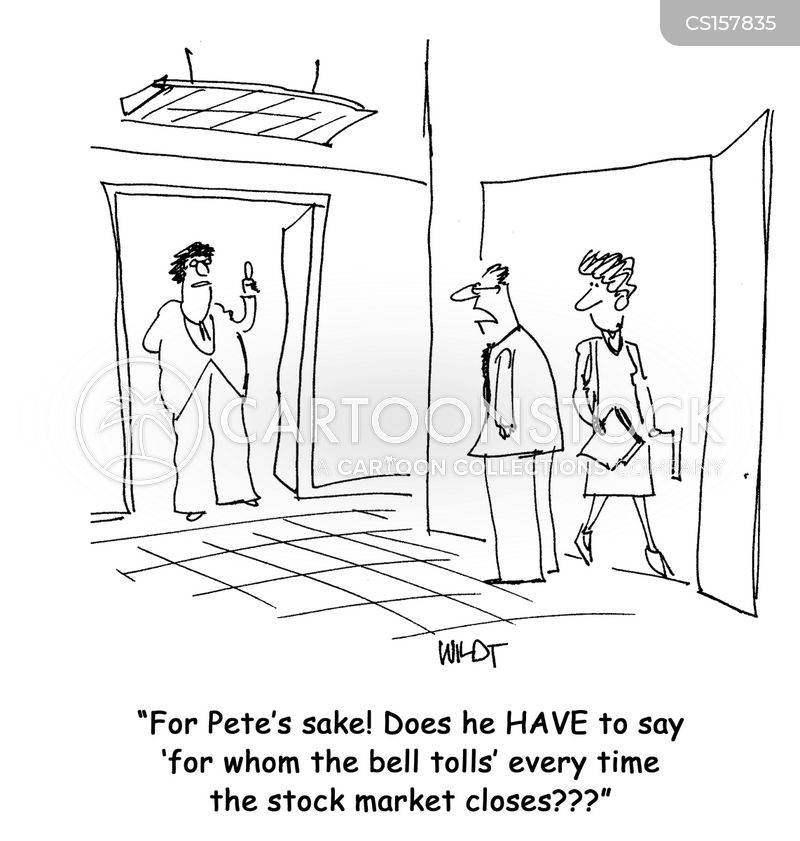 for whom the bell tolls cartoon