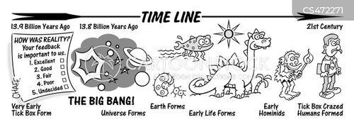 the universe cartoon