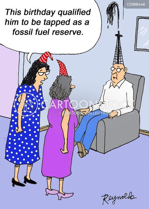oil rigs cartoon