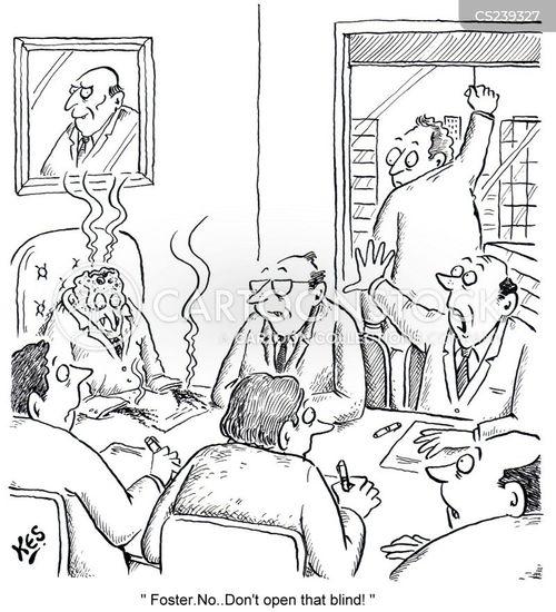 foster cartoon