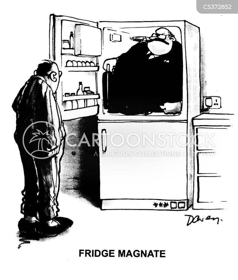 magnate cartoon