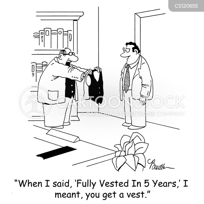 vest cartoon