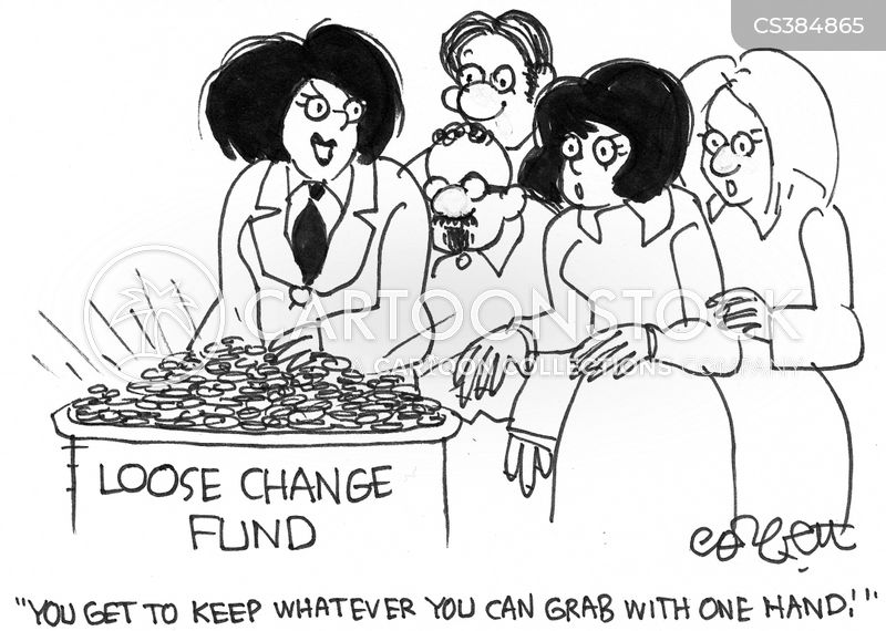 loose change cartoon