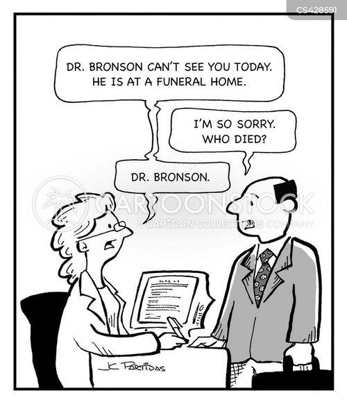 condolence cartoon