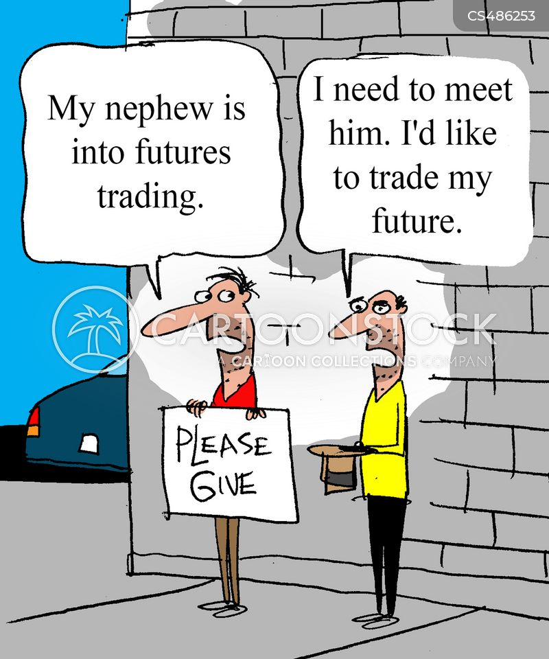 swapping places cartoon