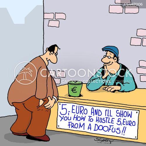 doofuses cartoon