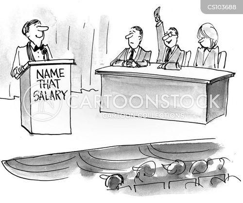gameshows cartoon