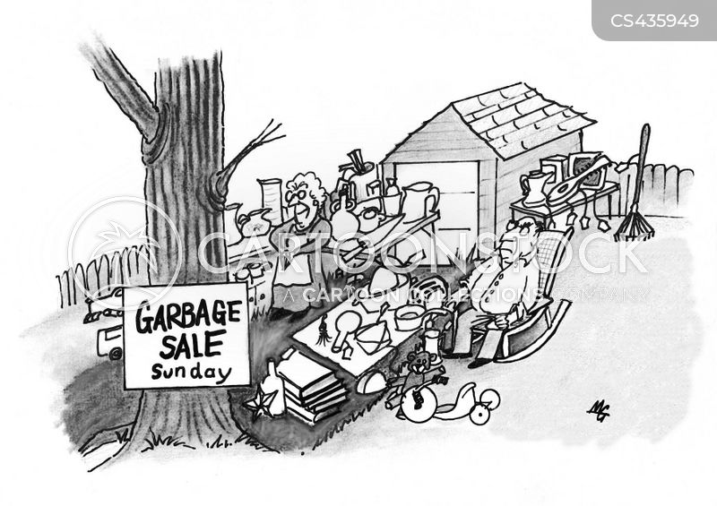 spring cleans cartoon
