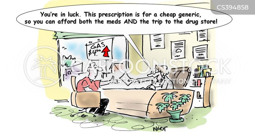 drug prices cartoon
