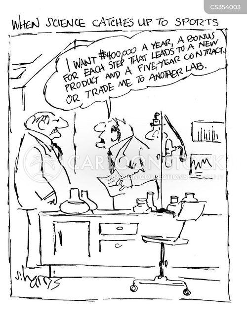 jock cartoon