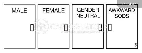 Gender Neutral Cartoons And Comics
