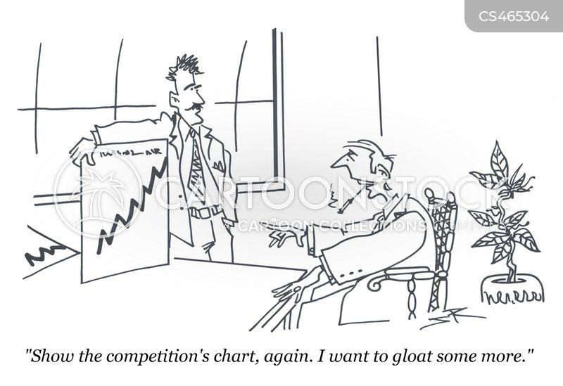 executive meeting cartoon