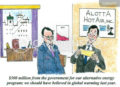 subsidy cartoon