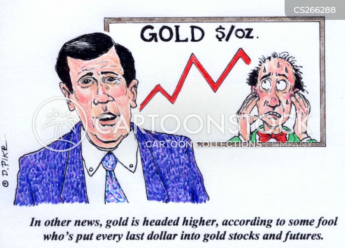 precious metals cartoon