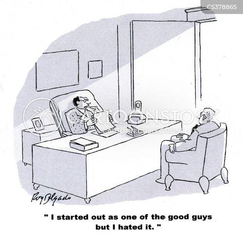 good guy cartoon