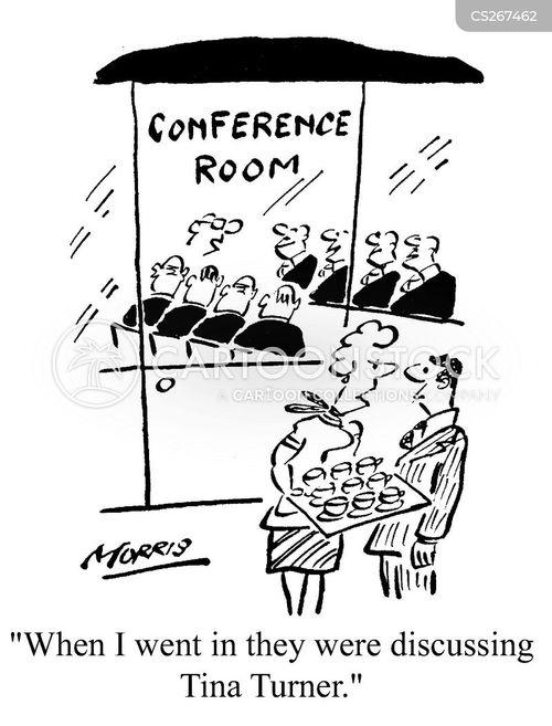 digressing cartoon
