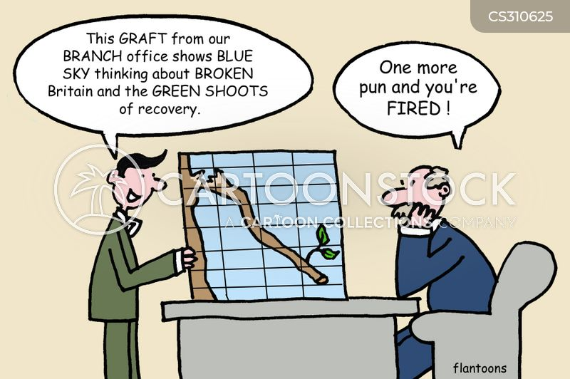 branch offices cartoon