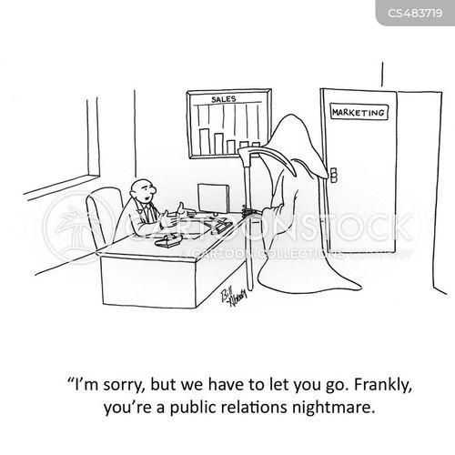 night-mare cartoon