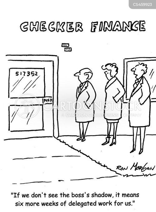 six weeks cartoon