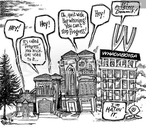 Urban Sprawl Cartoon Related Keywords - Urban Sprawl ...