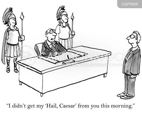 power crazed cartoon