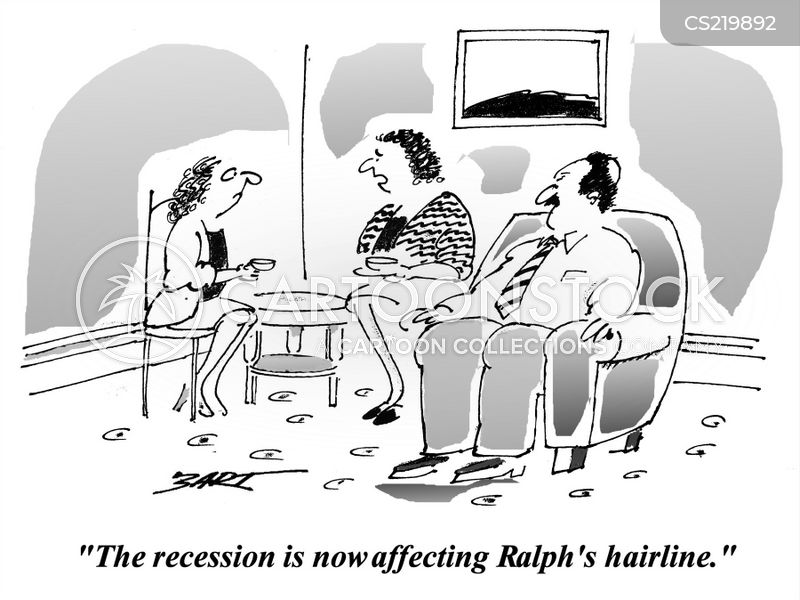 bald patches cartoon