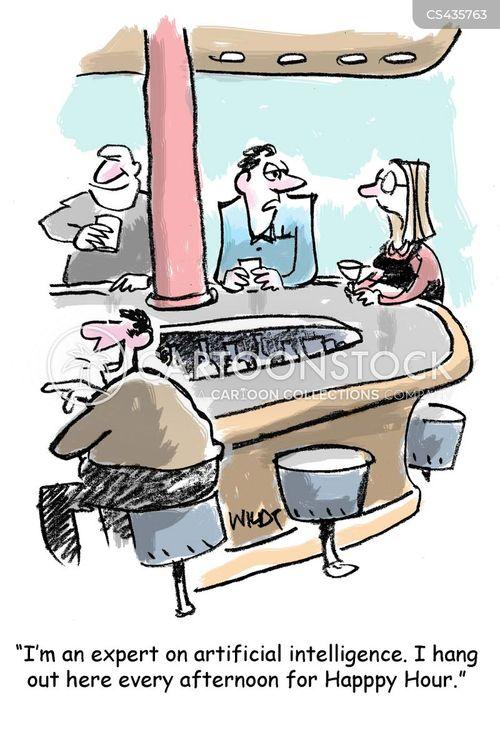 after work cartoon