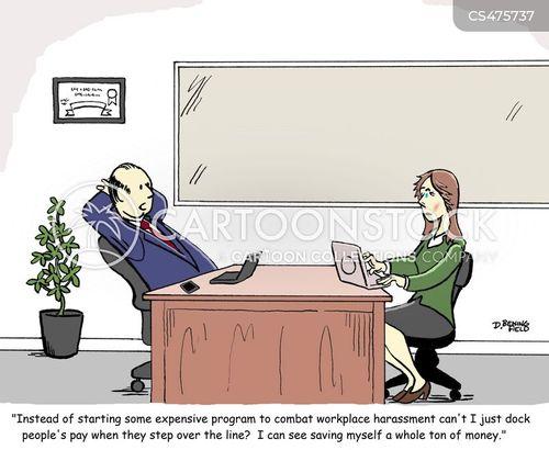 cost saving measures cartoon