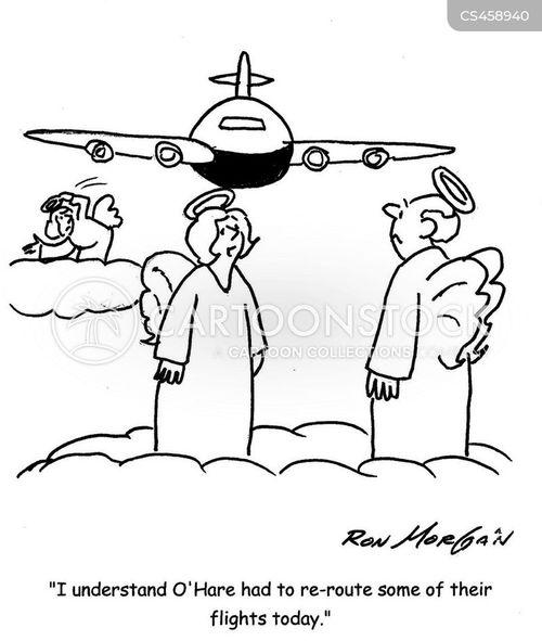 diversion cartoon