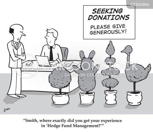 hedges cartoon