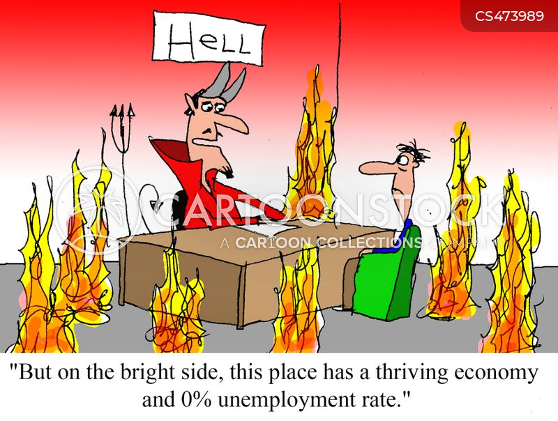economic model cartoon