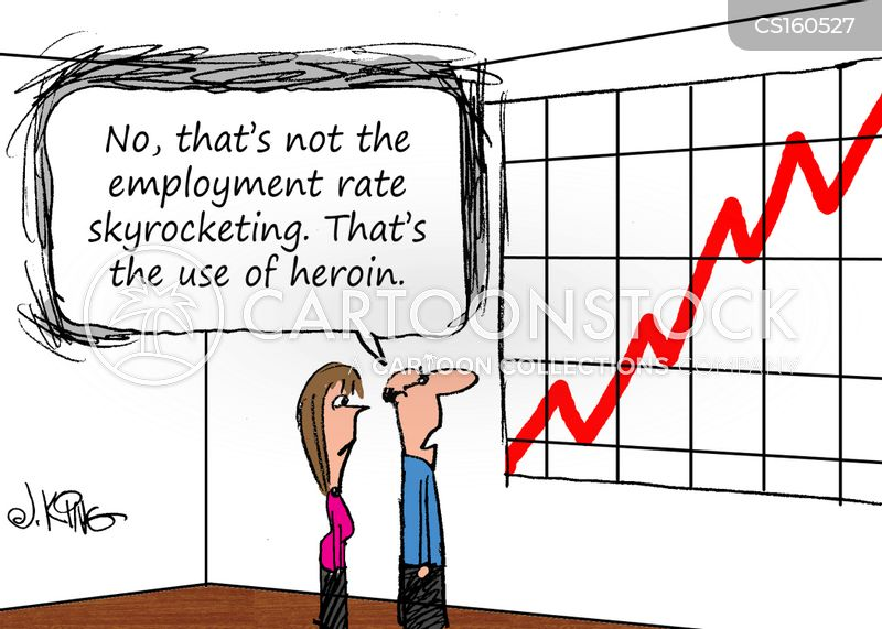 heroin addiction cartoon