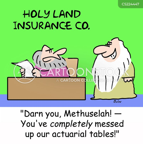 holy lands cartoon