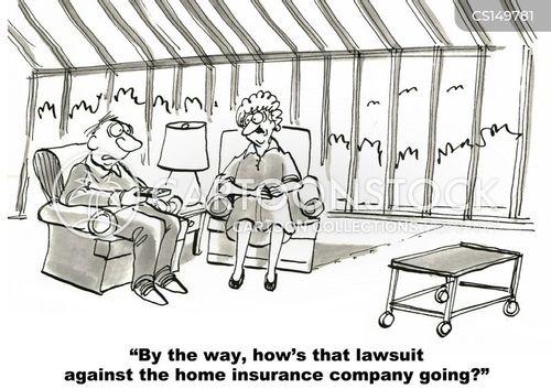 property insurance cartoon