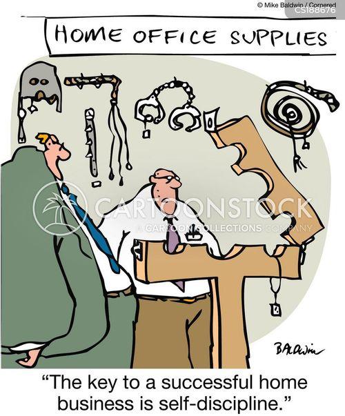 supplies cartoon