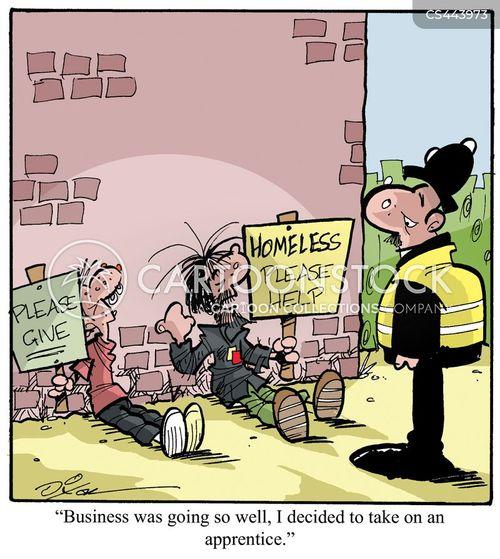 apprenticeship cartoon