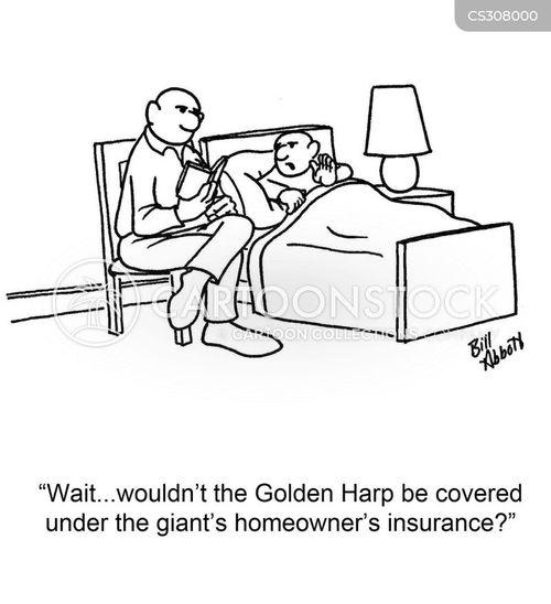 home-owner cartoon