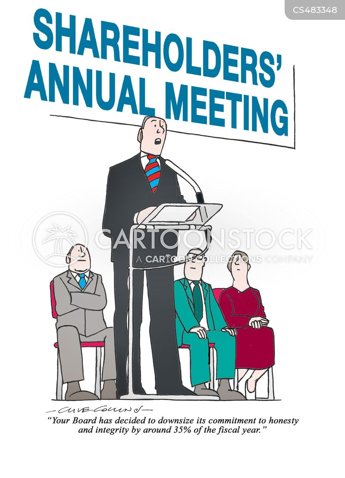 fiscal year cartoon